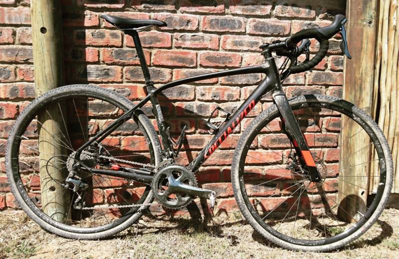 The 2016 Specialized Diverge Comp