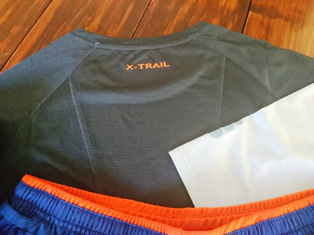 b41ead417f60 First Ascent s X-Trail range is specifically intended for trail running.