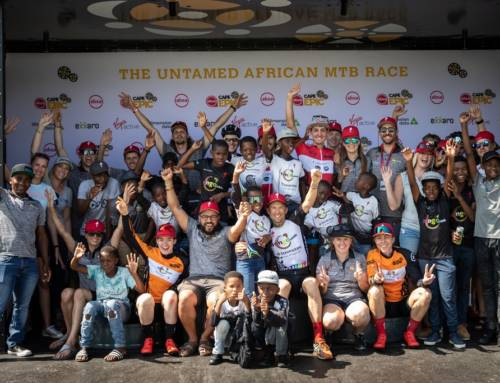 Van Der Breggen Helps Langvad to Fifth Absa Cape Epic Title