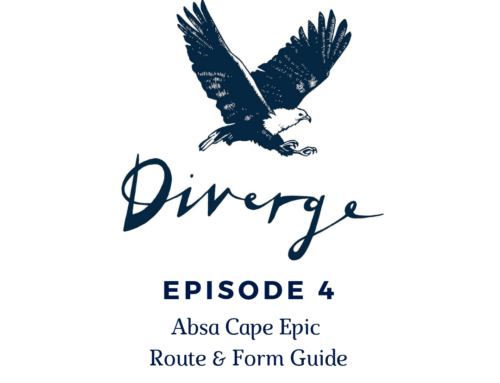 Diverge Podcast | Episode 4: 2019 Absa Cape Epic Route & Form Guide