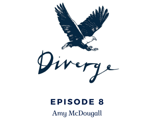 Diverge Podcast: Amy McDougall