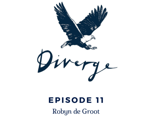 Diverge Podcast: Robyn de Groot