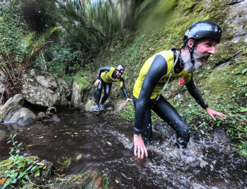Swamble Fun and Adventures in SwimRun