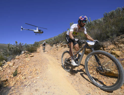 Cannondale and dormakaba Come Good on the Tankwa Trek Queen Stage