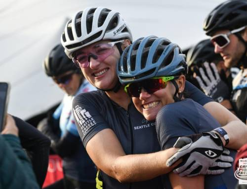 Willeit & Giliomee to Race the Cape Epic for Saint Restaurant