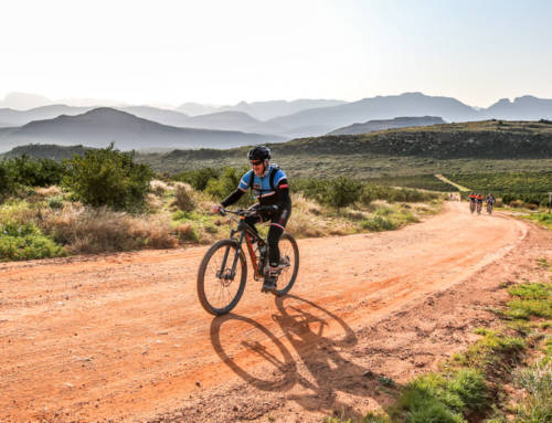 Carmién Welcomes Mountain Bikers to Piekenierskloof