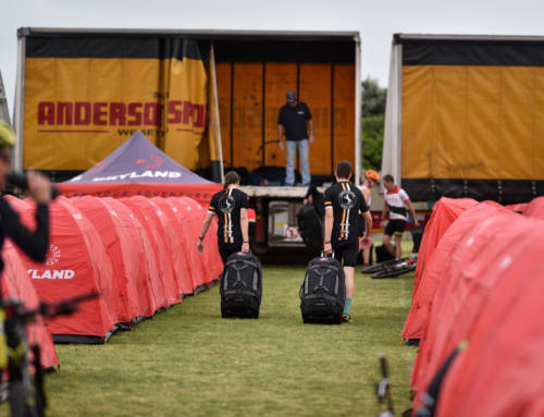 Anderson Transport and General Tire Continue their MTB Support