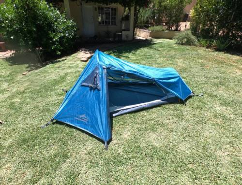 Gear Review: First Ascent Stamina Hiking Tent