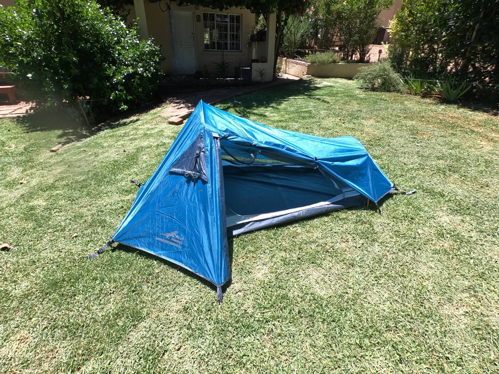 The First Ascent Stamina Tent.