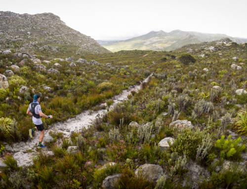 Van Niekerk and Dunn Run to Muizenberg Trail Victories