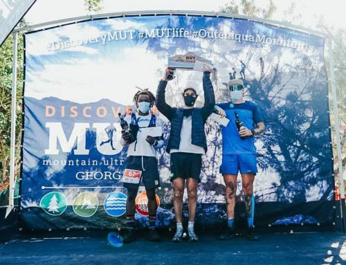Reilly and King Crowned George Mountain Ultra Trail Champions